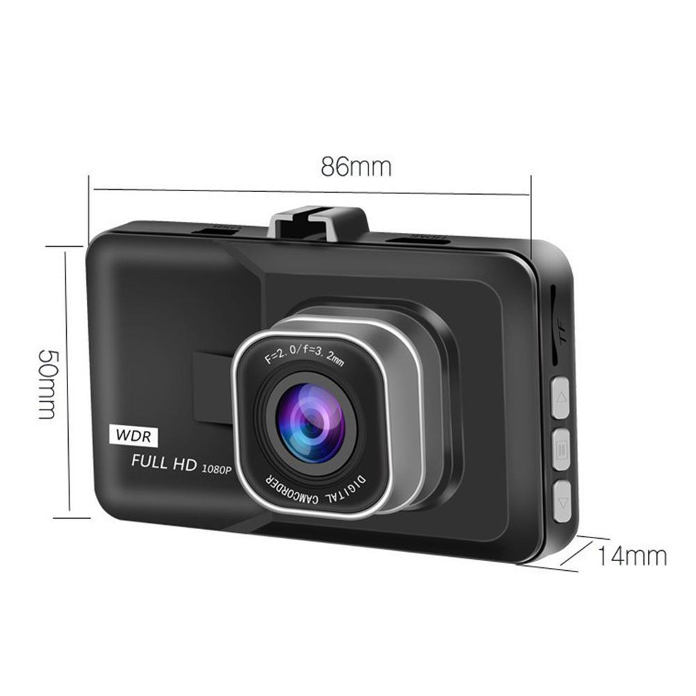 "Image 5 - Auto Camera Car DVR Recorder Dashcam Full HD 1080P 3 ""Car Dash Cam Car Camera With Motion Detection Night Vision G Sensor-in DVR/Dash Camera from Automobiles & Motorcycles"