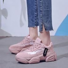 2019 Women Chunky Sneakers Fashion Women Platform S