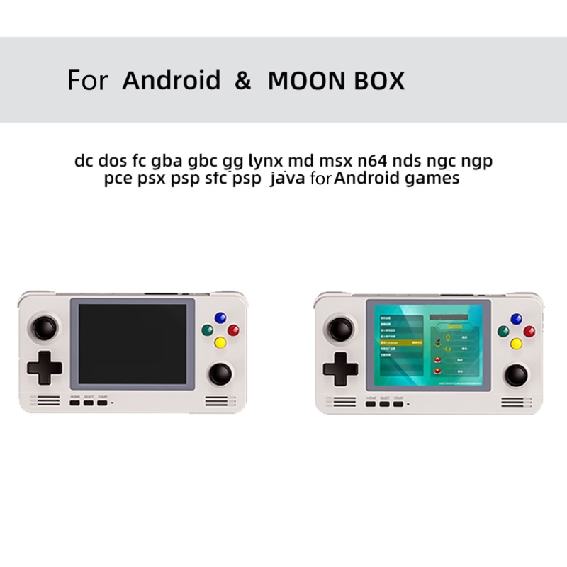 de jogos 3.5 Polegada ips tela sistema