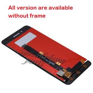 Image 3 - Mit rahmen Für ZTE Klinge A610 LCD Display Touch Screen HD Digitizer Montage Für ZTE Klinge A610/A241 Version 318 version Lcd