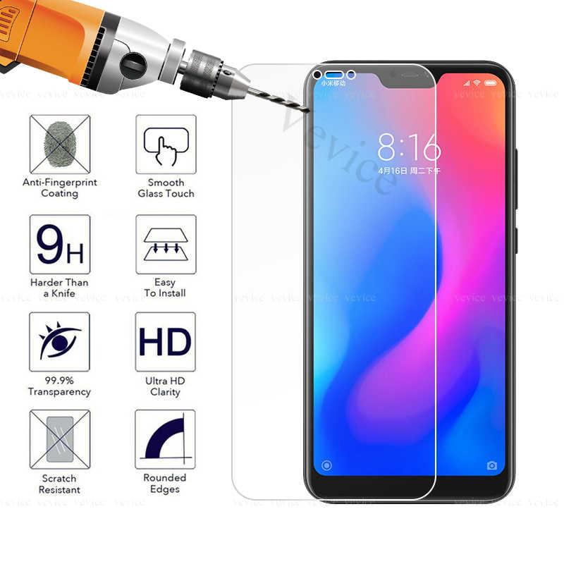 Hartowane szkło hartowane Film dla Xiaomi Redmi 6 Pro 5 Plus 4X Pro Y1 Lite Film dla Redmi Note 6 5 Pro 5A 4 4X film HD