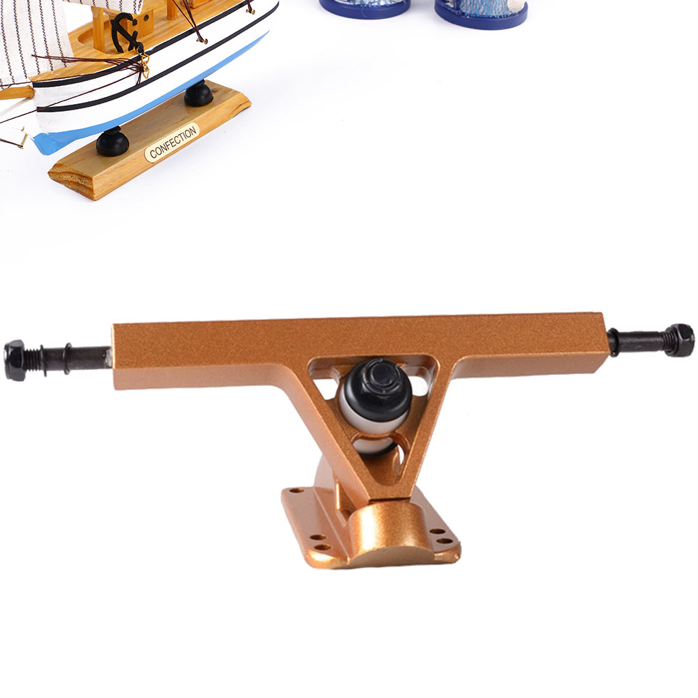 2Pcs MS3102 Longboard Skateboard Bracket Trucks Square Shape Parts Sporting
