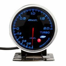Defi turbo medidor de pressão 60mm impulso calibre para honda civic cidade 1999 2001 2005 2006 2008 ek accord 7 2008 automóvel modelos gerais