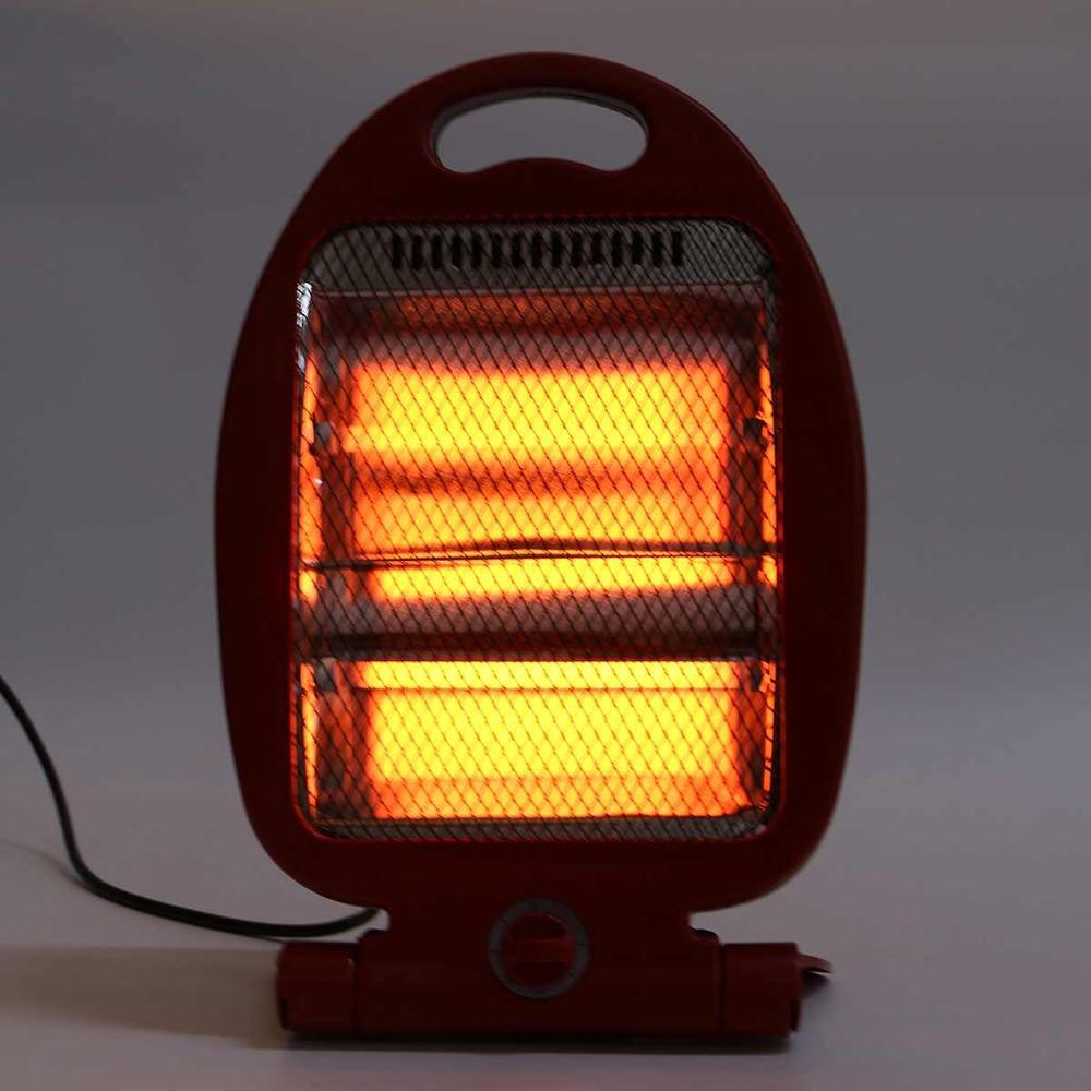 400/800W Adjustable Portable Electric Heaters Home Room Floor Desk Mini Electric Fan Heater Warmer Hot Winter Heater