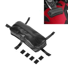 "Moto Moto Tour Carro Armato Del Sacchetto Del Sacchetto Per Honda GoldWing GL1800 GL 1800 2018 Nero 9 3/4 ""x 3 1/2"" x 2 ""motocross borsa(China)"