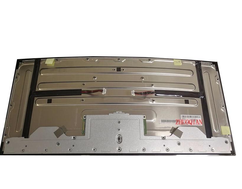 "34"" LM340UW5 SSB1 SS B1 Four-sided Narrow Bezel 4K 3440*1440 Curved Surface IPS 400cd/m Wled RGB LCD Module"