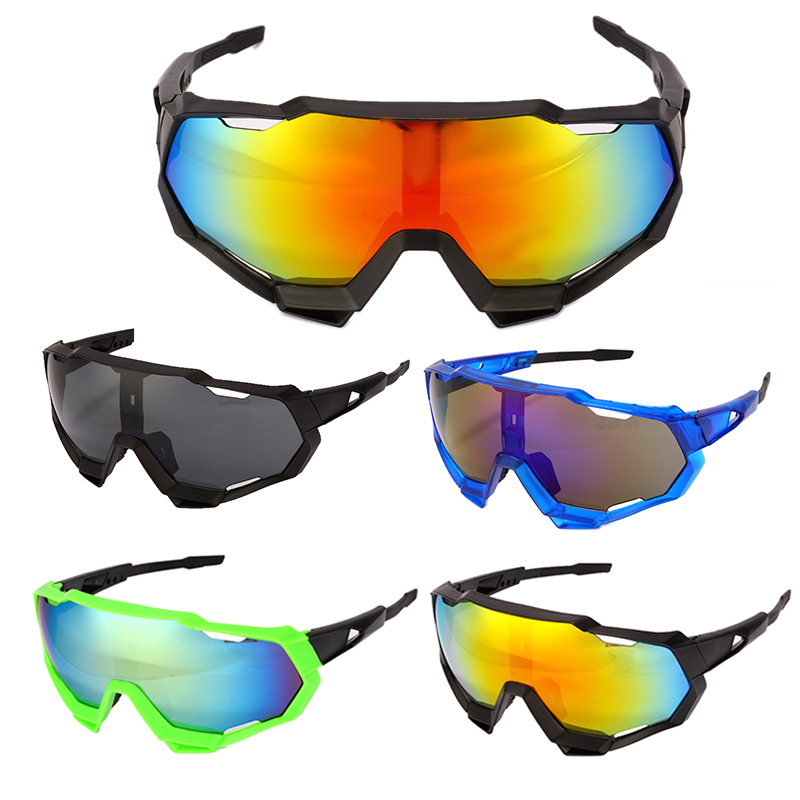 2020 Cycling Glasses Sport Cool Mountain Biking Cycling Sunglasses UV400 Sunglasses Sports Eyewear Goggles For Men Women