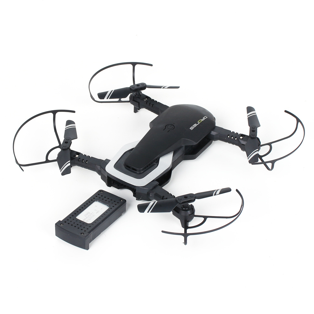 Optical Flow Set High Unmanned Aerial Vehicle Aerial Photography Folding Quadcopter WiFi Image Transmission Telecontrolled Toy A
