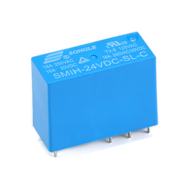 SMIH-05VDC-SL-C SMIH-12VDC-SL-C SMIH-24VDC-SL-C 05 12 24 V Relays 16A 250V 8pin A Set Of Conversion 14FH Compound type (1)