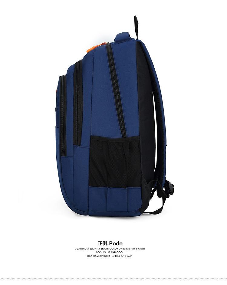 pouco peso mochilas portátil escolar