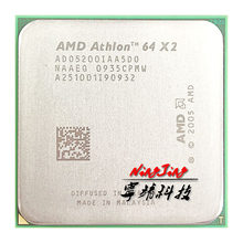 Amd athlon 64 x2 5200 + 5200 2.7 ghz processador cpu duplo-núcleo ado5200iaa6cz soquete am2