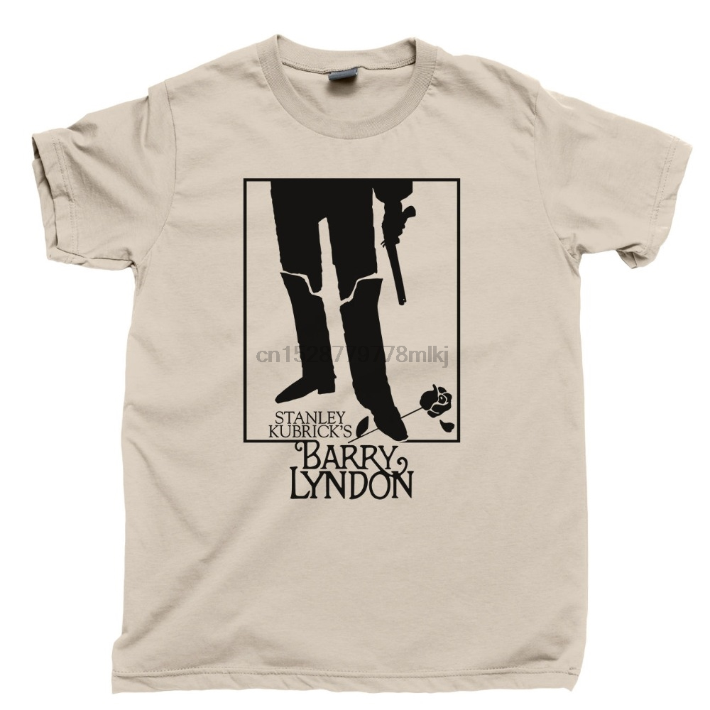 STANLEY <font><b>KUBRICK</b></font> T Shirt Barry Lyndon Marisa Berenson Grenadiers Movie Tee Poster Shirt image
