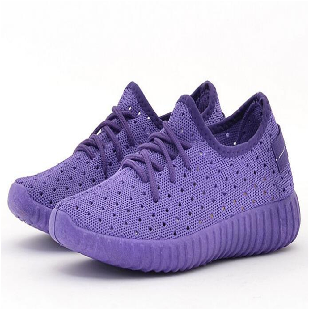 Fashion Cushioning Running Shoes Women Mesh Flat Sneakers Breathable Mesh Sport Shoes Ladies Trainers Walking Sport Shoes y764