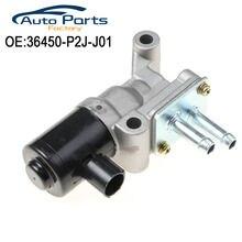 Nuova valvola di controllo aria al minimo di alta qualità per Acura EL Honda Civic Del Sol 36450P2JJ01 36450P2JJ01