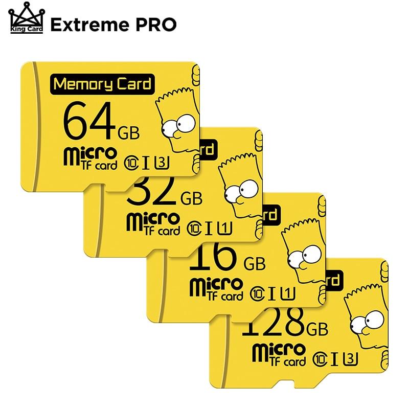 Высокоскоростная карта памяти класса 10 8 ГБ 16 ГБ 32 ГБ Micro sd карта 64 Гб 128 ГБ Tarjeta microsd мини флэш-накопитель TF карта для телефона