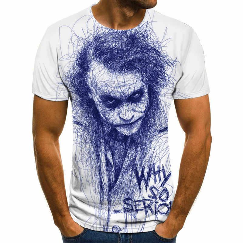 人気の乗馬オートバイジャック 3D プリント tシャツ男性女性 tシャツ夏カジュアル半袖 o ネックストリートトップス & tシャツ