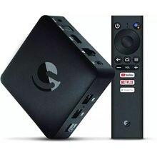 Jetstream 4k android 9.0 chromecast netflix caixa de tv mibox versão melhorada ultra hd caixa de tv 4k alto desempenho 8gb armazenamento caixa de tv