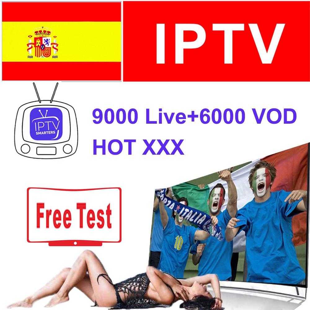 Spain Spanish IPTV Subscription Hot Club Xxx Germany Sweden Norway Finland Italian Canada Portugal Belgium IPTV M3u Android Box
