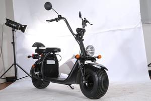 (EU STOCK)sc11+ Road legal EEC/COC 1500w 60v12ah removbale battery citycoco off road electric city coco scooter