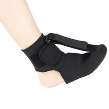 Adjustable Elastic Ankle Support Plantar Fasciitis Night Splint Foot