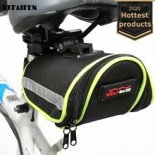 Велосумка на заднее сиденье Комплект подушек для шоссейного