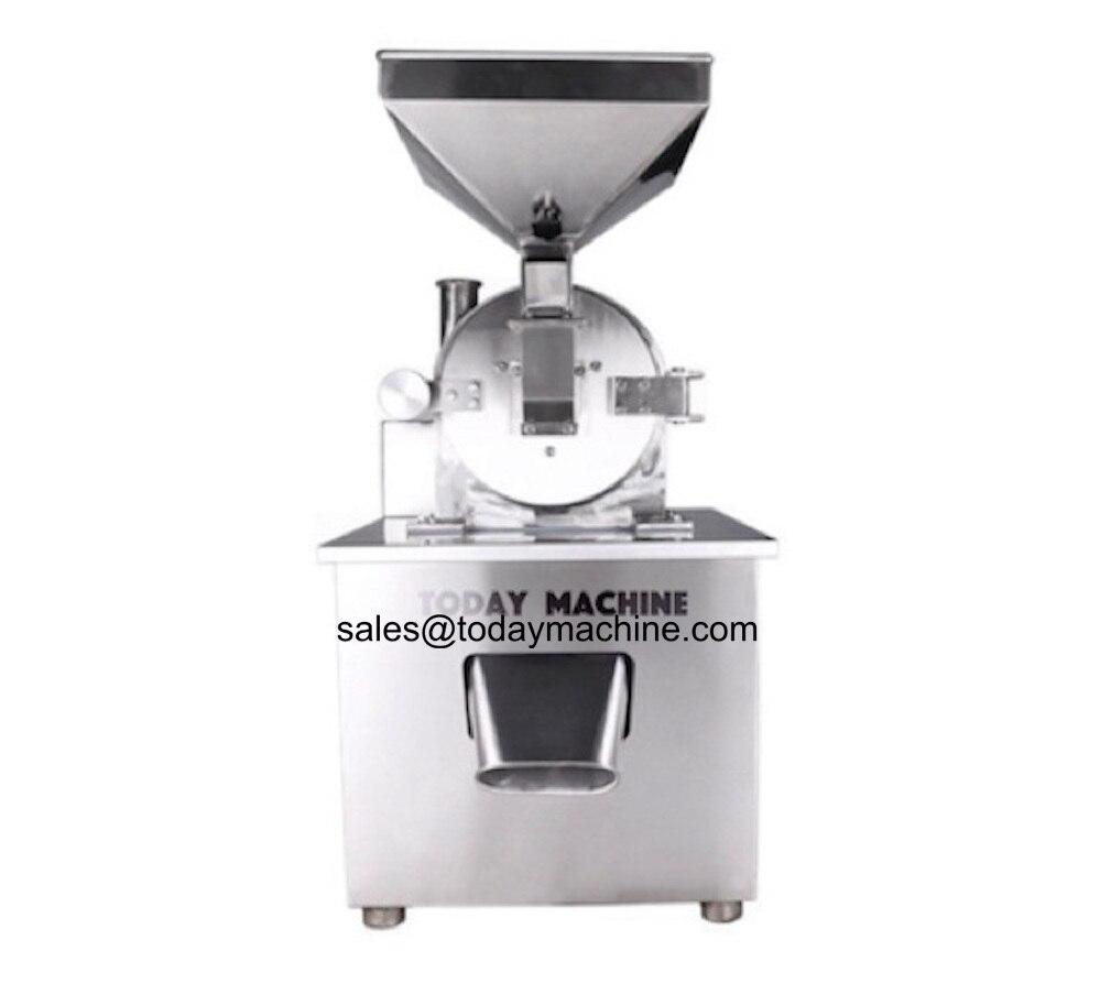 Máquina De Moagem De Sementes comerciais de mandioca/moedor/moedor de erva máquina de moer