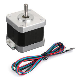 Image 4 - Areyourshop 3D Printer 42 40 42 34 X/Y/Z/E Stepper Motor For 3D Creality Ender 3 Pro CR 10
