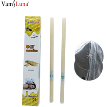 20PCS VamsLuna Ear Candles Therapy Straight Style Ear