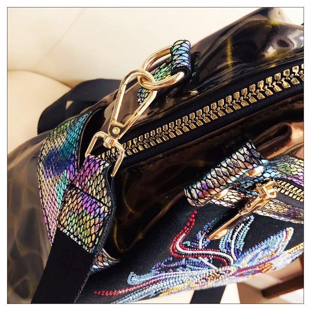 high-end mochila moda um ombro saco do