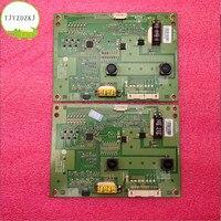 Original para LG 42 polegadas TV Backlight placa 2 peças/lote 6917L-0084A 3PHCC20002B-H PCLF-D104A REV0.7 4A TX-L42E5B