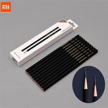 10pcs/set Xiaomi Kaco JOY Yuehui HB Pencil Wooden Pencils Black Hexagon for Painting and Writing School Office
