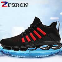 Мужская повседневная обувь, 47 ярдов, обувь для бега, модная спортивная обувь, увеличивающая рост, большой размер, мужская обувь, красная Удоб...