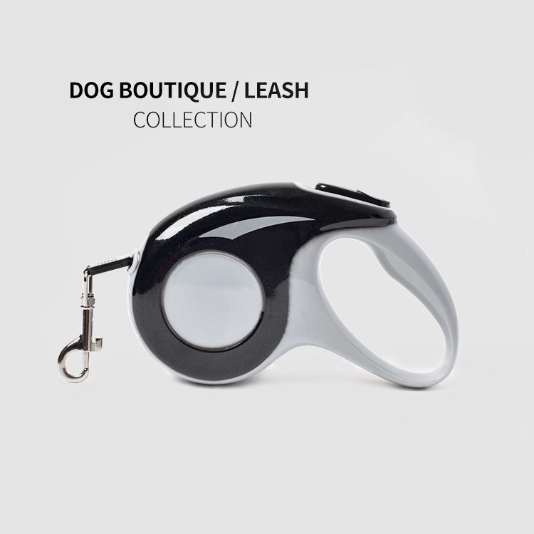 New Style Dog Useful Product Axially Extensible Retractable Pet Traction Rope Dog Hand Holding Rope Running Automatic Contractio