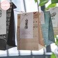 Бумажный мини-мешок Mr paper Washi  ретро-сумки-палочки с надписью «Life»  открывающийся Топ  подарочная упаковка  Подарочный пакет для лечения  опто...