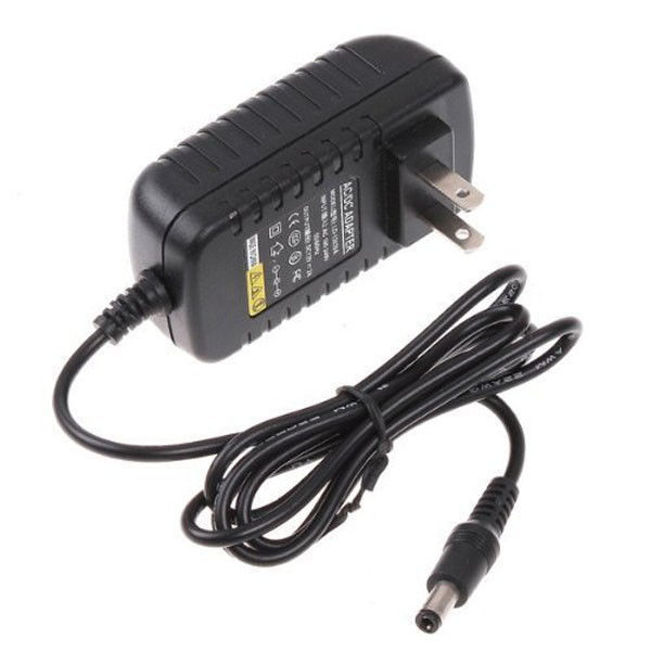 12V 2A Power Adapter European Power Supply Wall Plug Switched-mode Power Supply Universal AC Adapter DC5.5 * 2.5