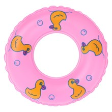 1 Pcs Mini Swimming Buoy Lifebelt Ring For Doll Accessories For toys dolls Y4QA(China)