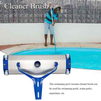 Pool Vacuum Cleaner Brush Swimming Pool Vacuum Jet Suction Connector Portable Detachable Cleaning Tool For Swimming Pool Bathtub