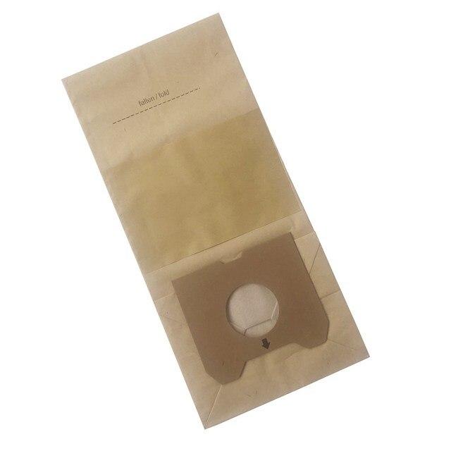 Cleanfairy 10pcs נייר אבק שקיות תואם עם פיליפס אתנה HR6814 6845 טריאתלון HR6835 HR1300
