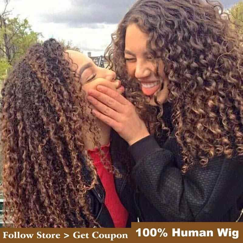 Rebecca Water Wave Menselijk Haar Kant Pruiken Voor Zwarte Vrouwen L Deel Peruaanse Remy Haar Natuurlijke Wave Kant Pruik 16 inch Gratis Verzending