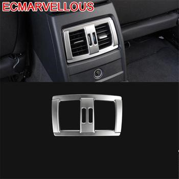 Auto Control System Outlet Air Conditioner Dashboard Automobile Decorative Modified Car Styling Covers 13 14 15 FOR BMW 3 series