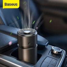 Désodorisant de voiture Baseus parfum désodorisant automatique et ventilateur aromathérapie formaldéhyde purificateur d'air arôme pour purificateur d'air de voiture