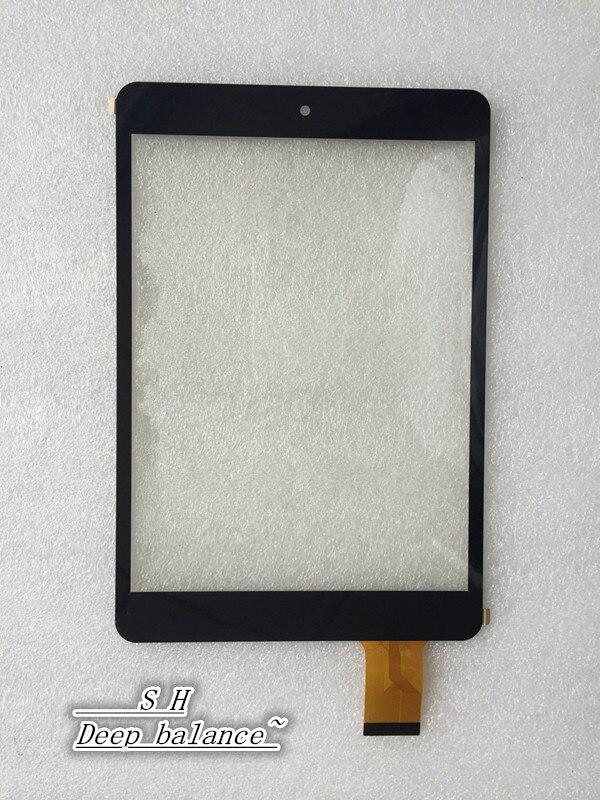 """Новый 8 """"планшет LHJ0220-F78A1 V1.0 сенсорный экран дигитайзер панель Замена стекло сенсор рукописный внешний экран"""