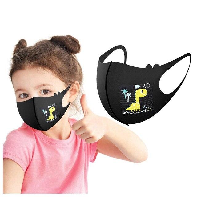 Μάσκα παιδική προστασίας πολλών χρήσεων με παιδικά σχέδια