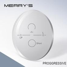 MERRYS 1.56 1.61 1.67 progresywne soczewki wieloogniskowe dwuogniskowa recepta krótkowzroczność odporność na nadwzroczność krótki środkowy obiektyw