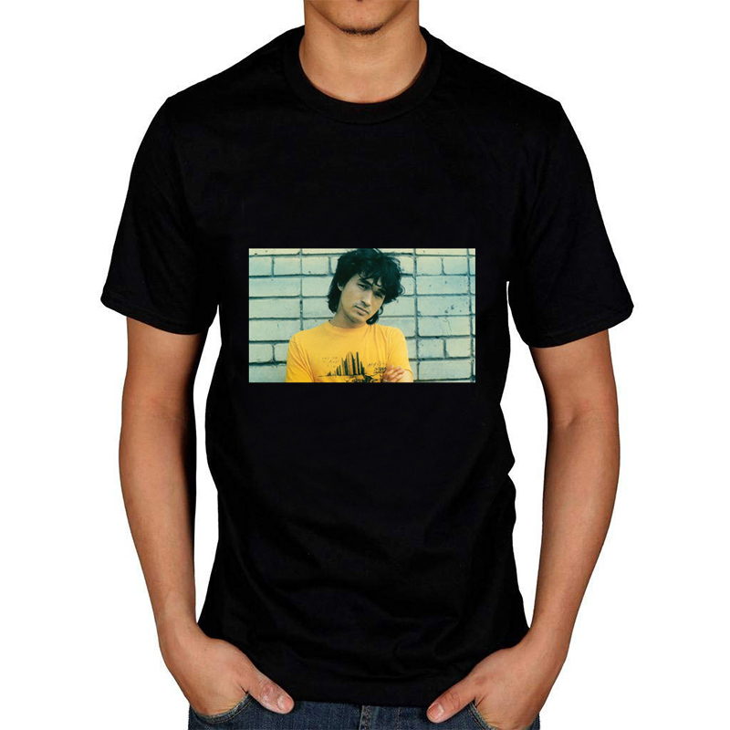 Viktor Tsoi Short Sleeve Summer Creative Print Men T Shirt Casual Loose Women Tshirt Cool O-Neck T-Shirt Tee Shirt