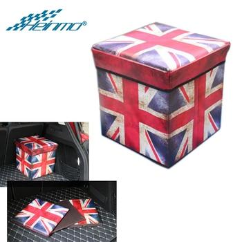 For MINI Countryman R60 F60 Car Folding Trunk Box Bag Organizer Cargo Container Box for MINI R56 F56 for MINI Cooper R/F Series