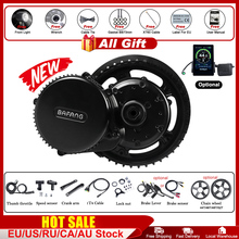 Motor-Conversion-Kit Mid-Drive-System Road-Bike BBS01B Bafang 8fun 36v 250w for