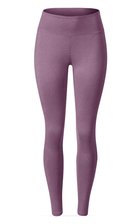 40 Pieces Waisted Leggings - 25 Colors - Super Soft Full Length Opaque Slim2019