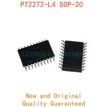 10 PIÈCES PT2272-L4S SOP-20 SC2272-L4 SC2272-L4S SOP20 7.2MM SOIC-20 SOIC20 SMD IC nouvelle et originale Chipset