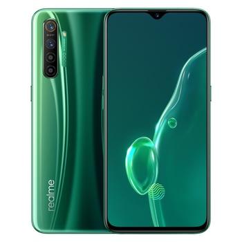 Перейти на Алиэкспресс и купить Оригинальный realme X2 CN версия realme X 2 Мобильный телефон Snapdragon 730G 64-мегапиксельная четырехъядерная камера 6,4 ''телефон NFC 30W VOOC быстрое зарядное у...